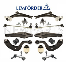 For Audi A3 Quattro VW Golf Front & Rear Susp Repair Kit Control Arms Lemforder