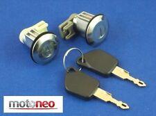 Lock set PEUGEOT 106 205 405 2 door lock cylinders with keys 91700A