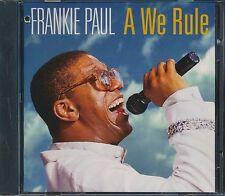 Frankie Paul A We Rule Reggae Music CD Dancehall Vocal US Import Sealed Ragga