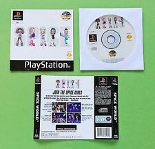 Spice World - Sony Playstation - See My Ebay Store For More Games