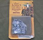 Vintage Lot 25mm Metal Heritage Lord of the Rings Saruman Uruk Hai 1970s Blister