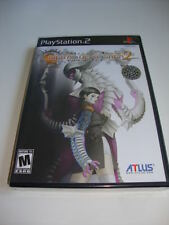 Shin Megami Tensei Digital Devil Saga 2  NEW SEALED Sony Playstation 2 Atlus