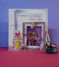 Mademoiselle de la Brindille: Happy Voodoo Gris Gris/crafts & hobbies/jewellery