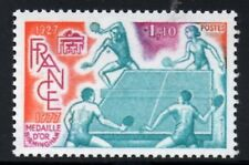 (Ref-11778) France 1977 French Table Tennis Federation Anniv. SG.2240 Mint MNH