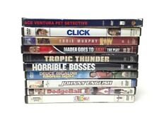 Comedy Dvd's - Used Dvd Movies - You Choose! Buy More Save More Updated 8/09