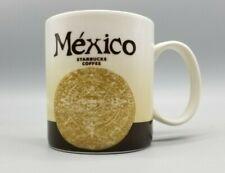Starbucks 2016 MEXICO Collector Series Coffee Mug 16 oz Tea Cup Aztec