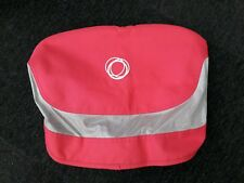 bugaboo cameleon 1,2 & 3 hot pink hood with mash convas used twice only
