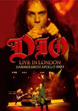 Dio - Live in London Hammersmith Apollo 1993 [New DVD]