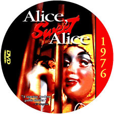 "Alice Sweet Alice (1976) Sci-Fi and Horror NR CULT ""B"" Movie DVD"