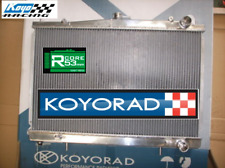 Radiator Nissian Skyline R34 GTT rb25det rb25de Neo KOYO Racing 53mm Manual New