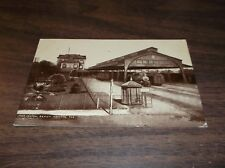 1910 SOUTHERN PACIFIC GRAND CENTRAL DEPOT HOUSTON, TEXAS POSTCARD