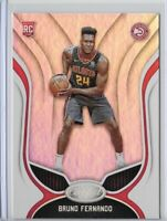 2019-20 Certified Bruno Fernando Rookie Card No. 180