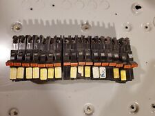 Federal Pacific Fpe Stab Lok Thin 1 Pole 20 Amp 120V Breaker lot of 17