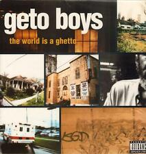 """Geto Boys(12"""" Vinyl P/S)The World Is A Ghetto-Rap-A-Lot---Ex/New (UNPLAYED)"""