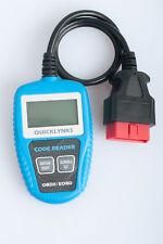 OBD2 Diagnosegerät T59 mit CAN passt bei Nissan, Klartextanzeige