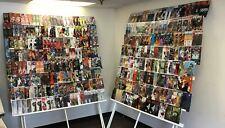 1 Long Box Dc Vertigo Marvel Max Indy Dc Marvel Indy 350 Lot 5 Comic Book Comics