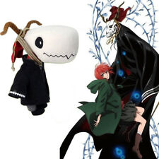 The Ancient Magus' Bride Elias Plush Doll Toy Cosplay Prop Costume Handmade