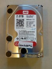 "USED WD 2TB Internal Hard Drive 3.5"" Sata WD20EFRX"