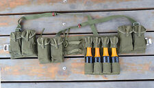 MILITARY SURPLUS CHINESE SKS 63 Rifle TYPE BAG CHEST-RIG BANDOLIER MAG POUCH