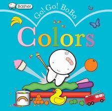 NEW - Basher: Go! Go! Bobo Colors by Basher, Simon