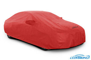 Coverking Red Triguard Tailored Car Cover for Ford Thunderbird - Made to Order