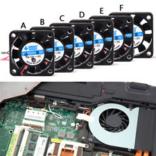 40mm 50mm 60mm 70 mm 80mm DC 12V Square Cooling Fan For Computer PC Storage