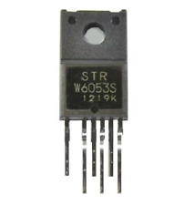 STRW6053S STRW6053  integrato STRW 6053S TRANSISTOR TO-220 W6053
