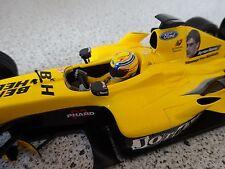 "Jordan EJ14 Giorigo Pantano "" Imola GP 2004 - Ayrton Senna Livery "" 1/18"