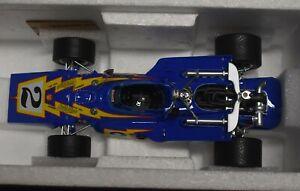 Replicarz 1970 PJ Colt Johnny Lightning Indy 500 Winner Al Unser R18007