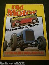 OLD MOTOR - ALLARD J2 - MARCH 1980