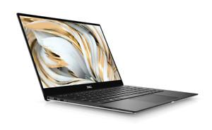 "Dell XPS 13 9305 13.3"" FHD Intel 11th Gen i3-1115G4 8GB RAM 256GB SSD Silver New"