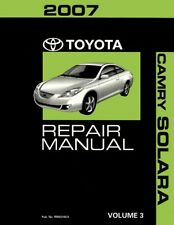 service repair manuals for toyota solara for sale ebay rh ebay com