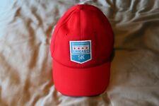 Chicago Marathon Weekend International 5km running baseball cap hat red 2018