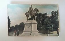 Sir Redvers Buller Statue. Exeter. Old Postcard