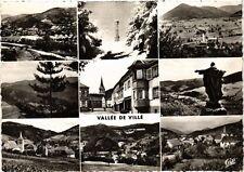 CPM VALLÉE DE VILLÉ - les villes et villages de la Vallée (216485)