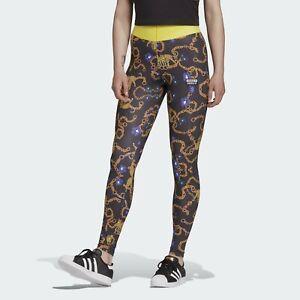 Adidas Originals HER Studio London Leggings Women's Black Sportswear Activewear