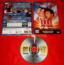 EROE PER CASO (D. Hoffman, G. Davis, A. Garcia) Dvd Super Jewel Box - USATO - ET