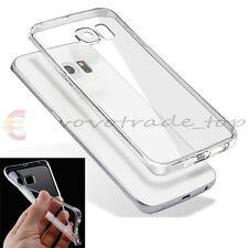 ULTRA fino 0.3mm claro goma suave TPU Funda Cover Case Para Samsung Galaxy S7