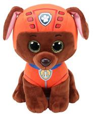 Zuma Paw Patrol Benie Boos Ty stuffed animal Plush figure 8' Small