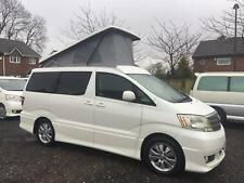 Toyota Alphard MS 3.0 v6 auto new pop top roof  or camper now sold more soon