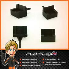 MK2 Black Ford Escort Wing Rail Bonnet Bump Stops in Poly - B Grade - FloFlex