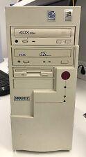 Medion MT4 - Med MT 41 Computer Minitower Pentium 3 III 666, XP