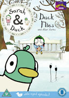 Sarah and Duck: Duck Flies and Other Stories DVD (2016) Tim O'Sullivan cert U