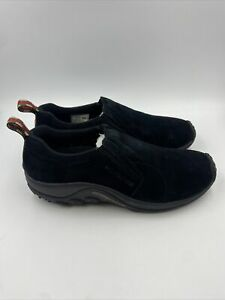 Merrell Mens jungle moc midnight slip on shoes size 12 M , 105