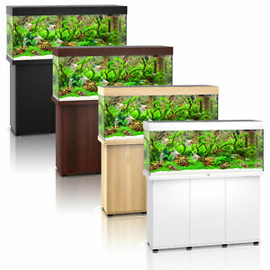 Juwel Rio 240 Aquarium & Cabinet - LED Lighting, Filter, Pump, Heater Fish Tank