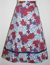 Per Una Cotton Floral Flippy, Full Skirts for Women