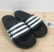 2b8df2d368f7b5 Adidas Duramo Slides Mens Size 11 G15890  34.99 Adidas Sandals NWT