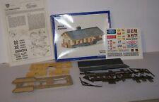 IHC HO Scale ARLEE STATION #7761 Model Kit - Complete