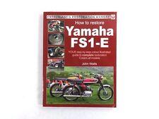 YAMAHA FS1E FS1-E (INCL -ED -EDX -A -DXA -MDX -DX -SE ) OWNER RESTORATION MANUAL