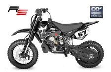 49cc NRG50 Racing 12/10 Wassergekühlt, 9 PS, Kinder Cross Bike, Dirtbike
